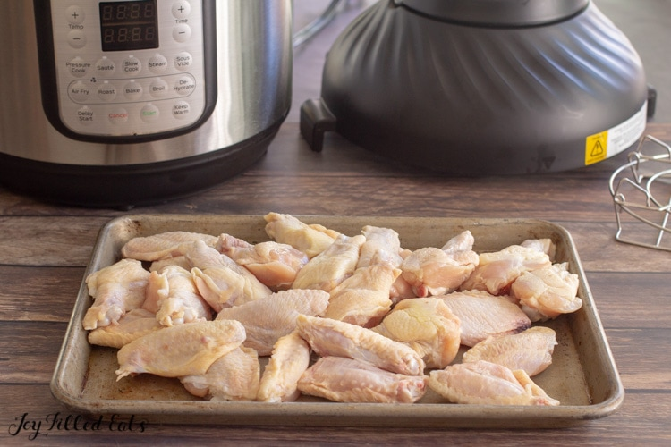 try with raw chicken wingettes