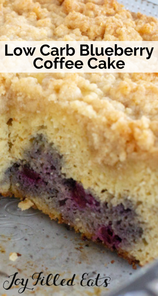 pinterest image for thm baking blend coffee cake